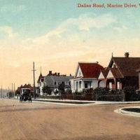 Dallas Rd, Marine Drive, Victoria, BC