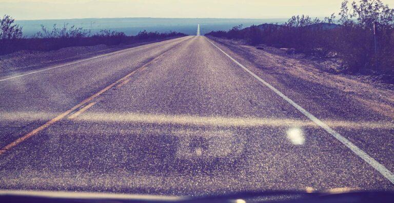 Sherwin Arnott: Hitchhikings