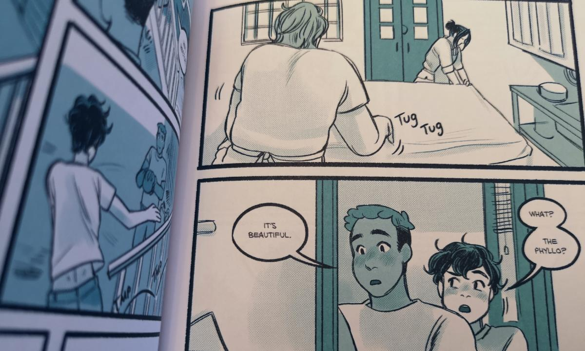 A new generation of queer love: Bloom by Kevin Panetta and Savanna Ganucheau